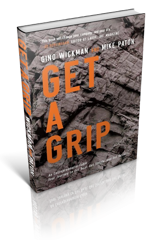 Book: Get A Grip EOS The Entrepreneurial Operating System